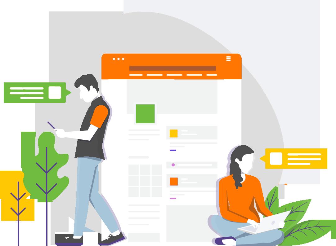 Web stranica za uci