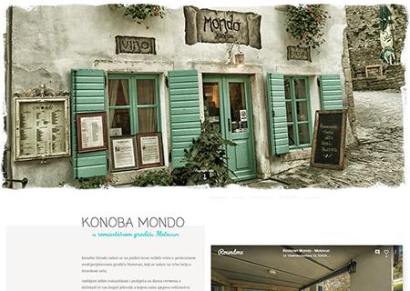 Konoba Mondo