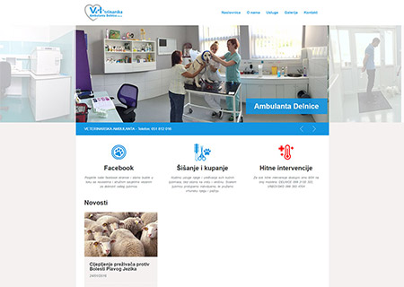 Veterinarska ambulanta Delnice